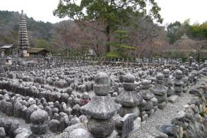 Adashino Nenbutsuji Temple