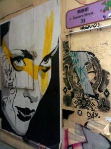 HK graffiti