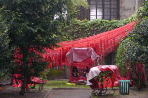 textile hut