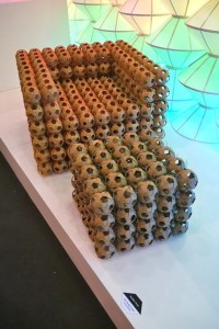 bamboo bubble chair