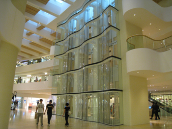 Pacific Place -Pacific Place, the symbol of luxury meet design in Asia - Thomas Heatherwick famed project in Hong Kong