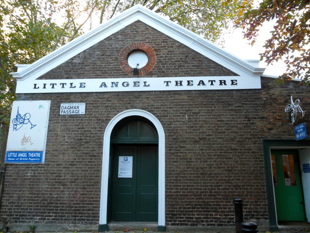 angel theatre