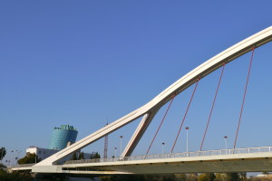 La Barqueta Bridge