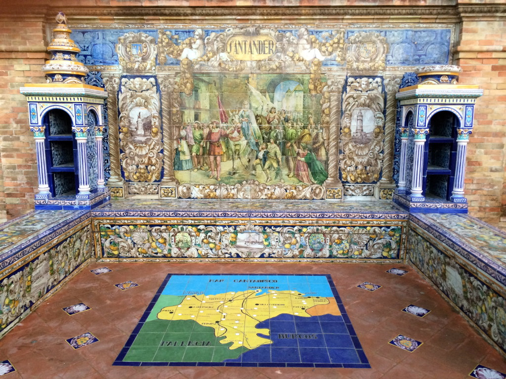 The Art Of Andalusian Azulejos Toothpicnations