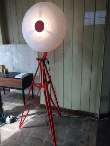 kyoto floor lamp by stellar works