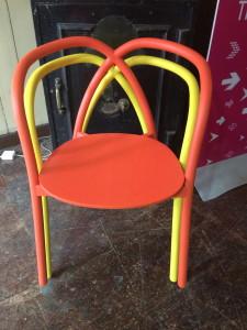 Ming chairs by Neri & Hu