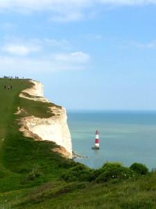 beachy head cliff