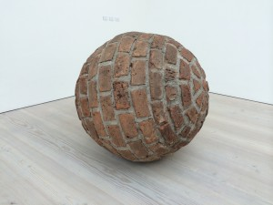 Fredy Alzate's ball of bricks
