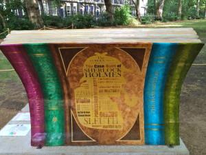 Sir Arthur Conan Doyle's Sherlock Holmes stories by Valerie Osment