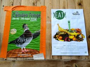 eat at camden fringe