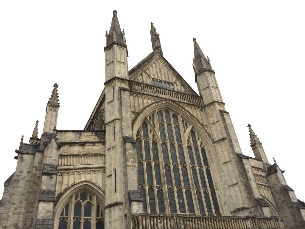 Winchester - England's ancient capital / toothpicnations - photo#22