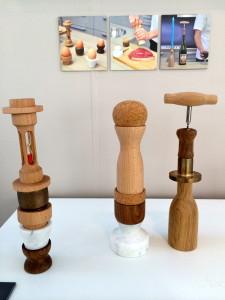 Oliver Richardson's Kitchen Totems
