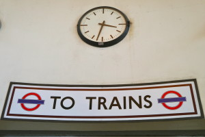 park royal tube station