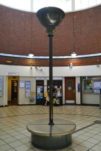hanger lane station