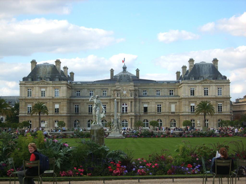jardin du luxemurg