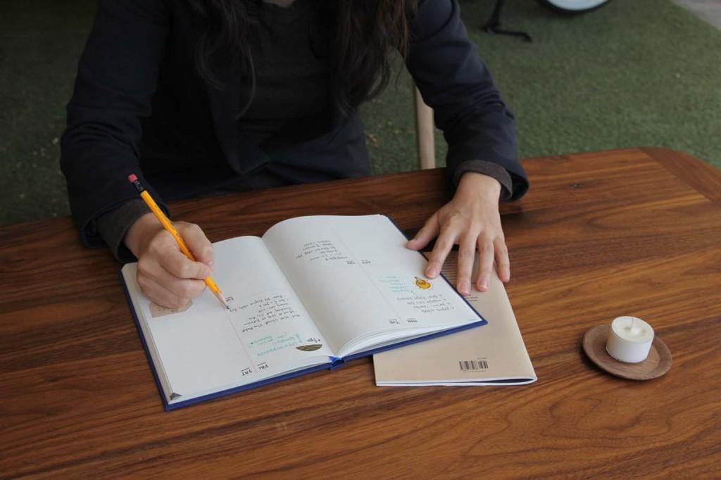 eco balance diary