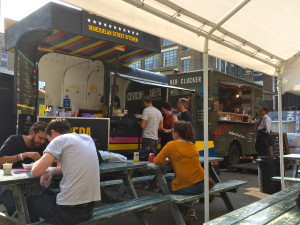 Elys Yard street food