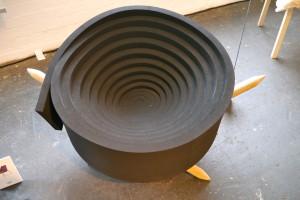Stix Chair by Nicolai Hansen & Clemens Hoyer