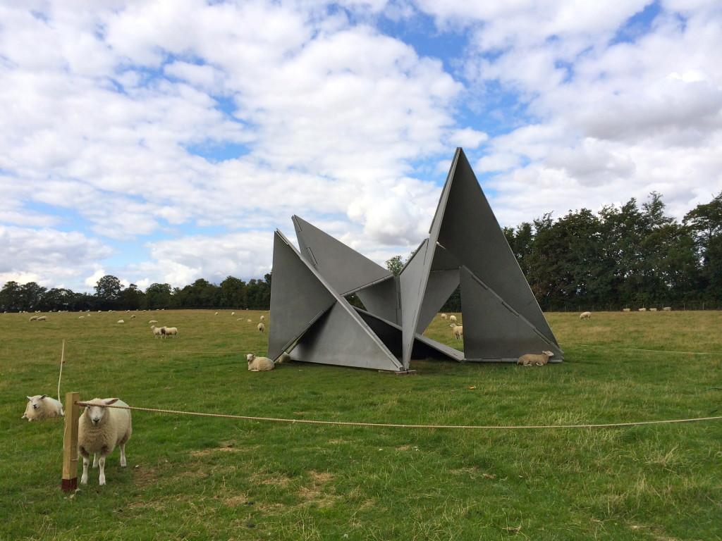 Lygia Clark's Fantastic Architecture 1