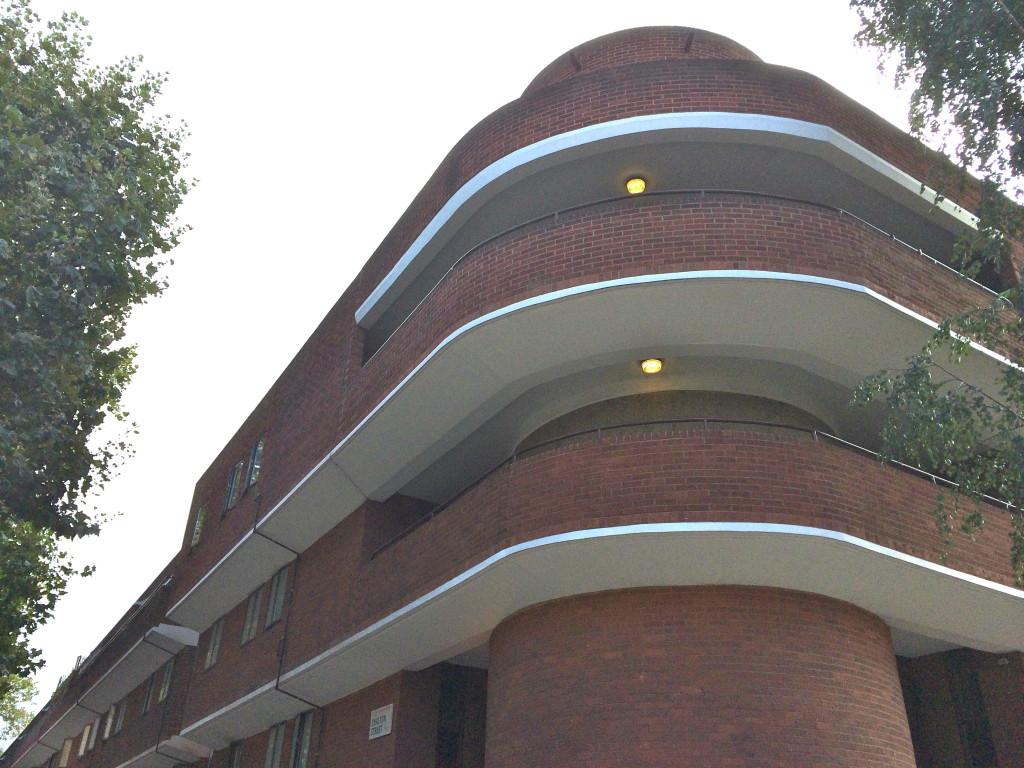 Chalton street estate