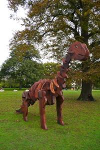 Matt Johnson - baby dinosaur