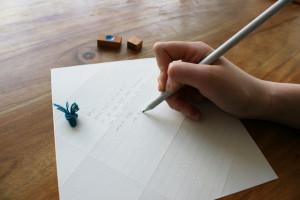 eco letter set