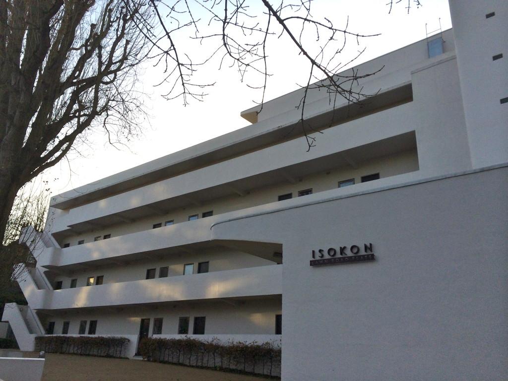 isokan building