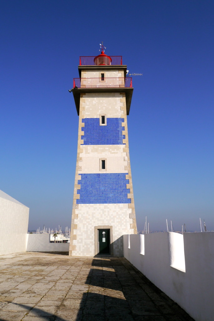 santa maria lighthouse