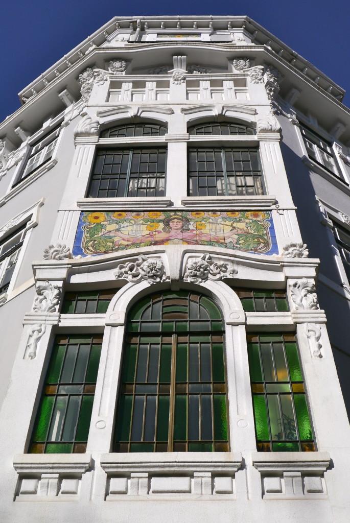 Lisbon 39 S Art Deco Art Nouveau Architecture Toothpicnations