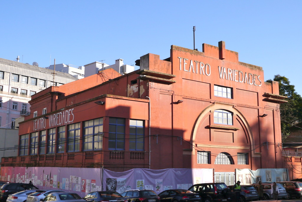 Teatro Variedades