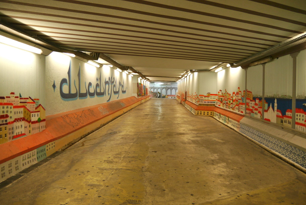 Alcântara Tunnel