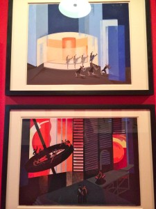 Russian avant garde theatre
