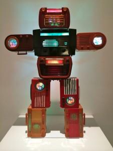 Nam June Paik Bakelite Robot