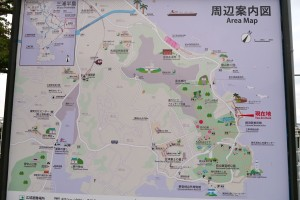 Yokosuka map
