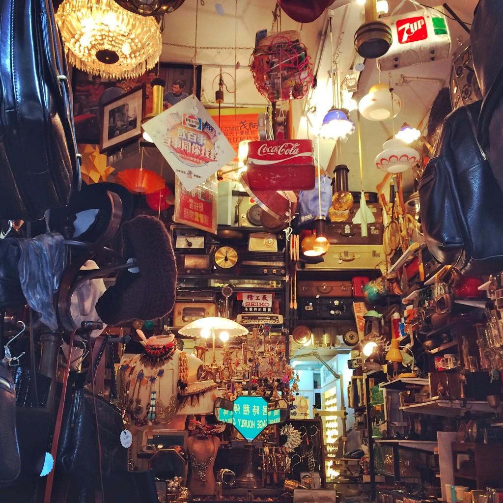 hong kong vintage shop