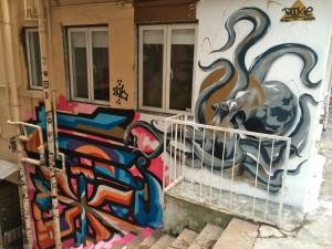 rookie & gas street art