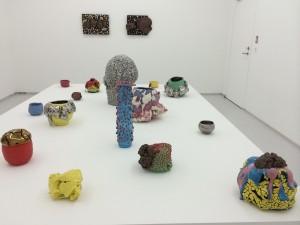 Takuro kuwata at tomio koyama gallery