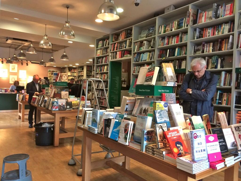 London review bookshop