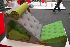 Xiang Yin's Hill sofa