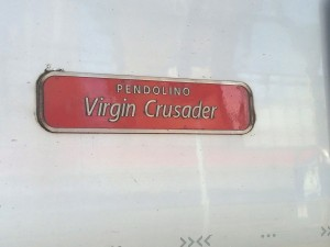 virgin crusader