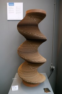 dominik williams' helix lamp