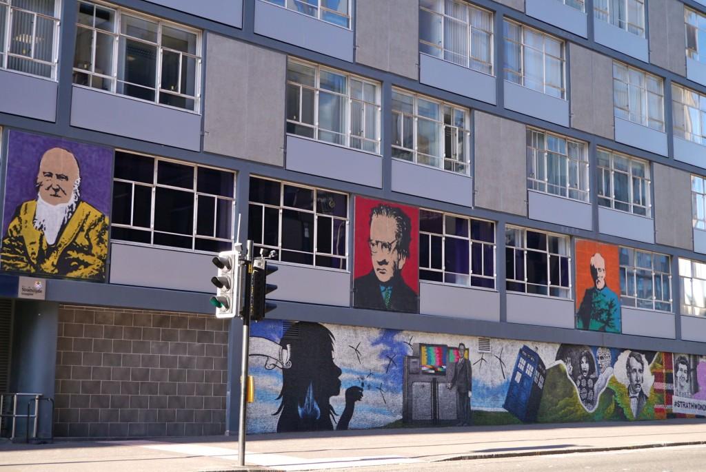 Strathclyde University, The Wonderwall