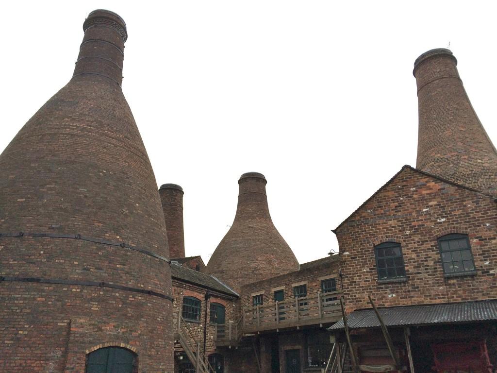 Gladstone pottery museun