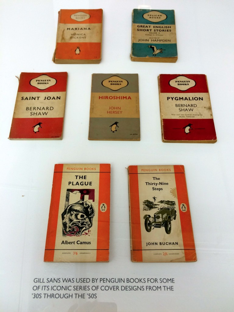 the eric gill series