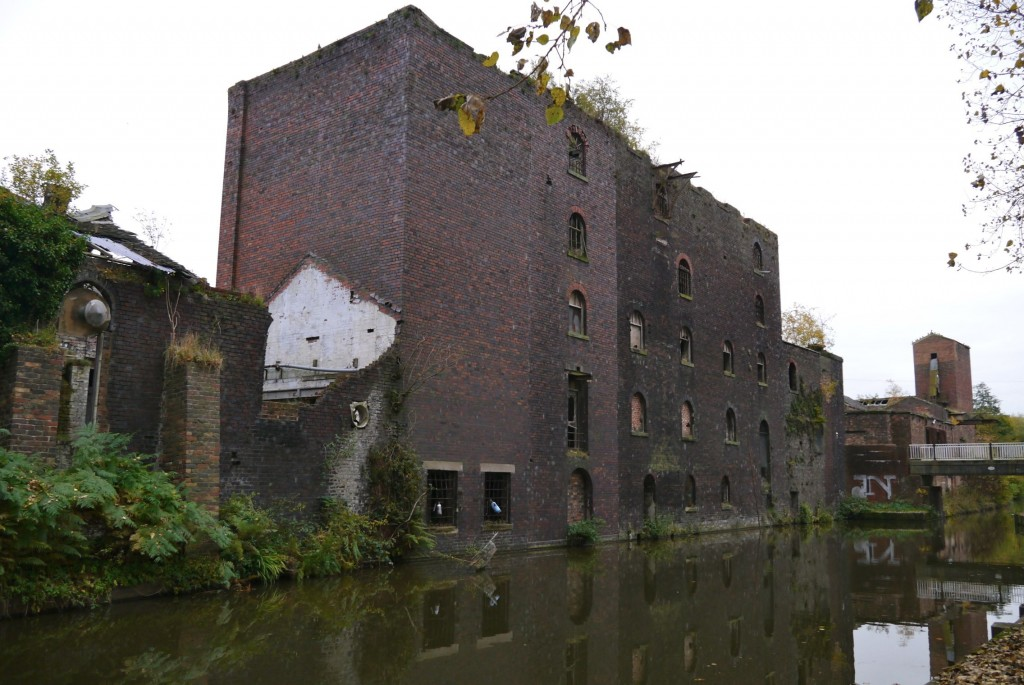 stoke on trent canal