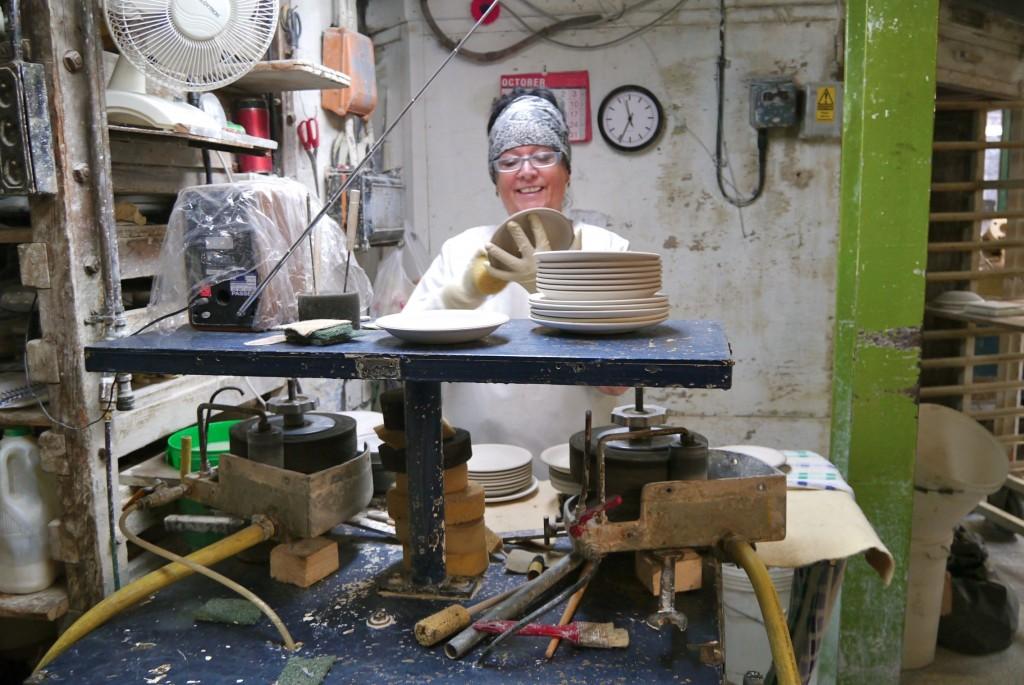 middleport pottery factory