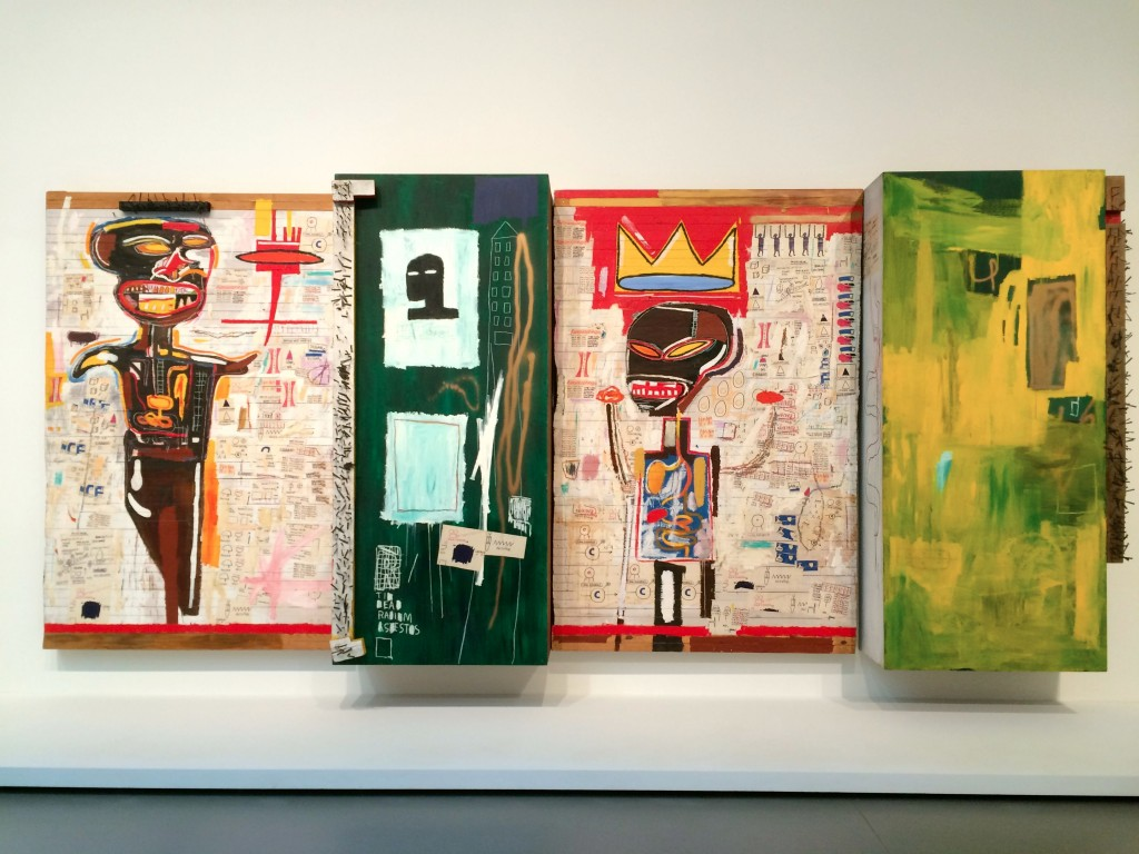 Jean-Michel Basquiat at Fondation Louis Vuitton