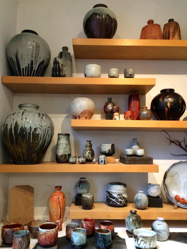 Maze Hill pottery