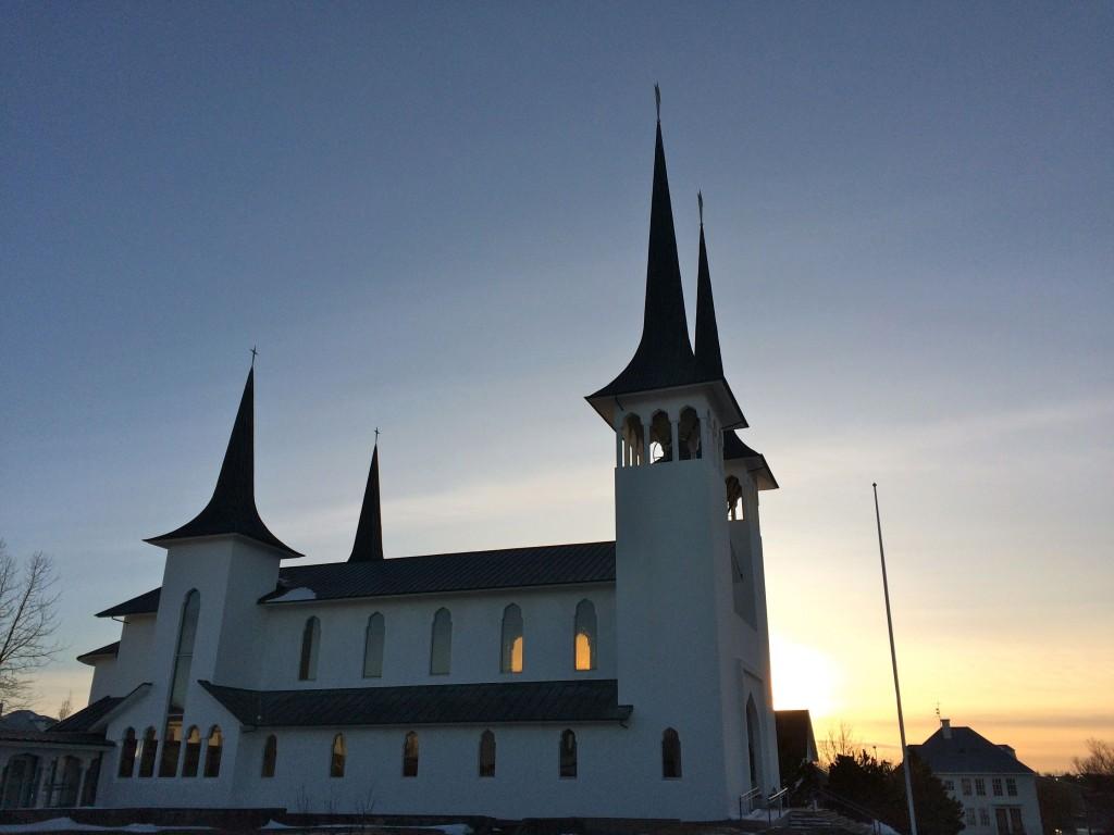 reykjavik hateigskirkja