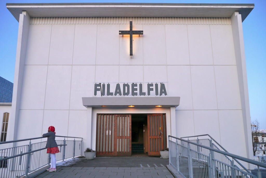 filadelfia church reykjavik